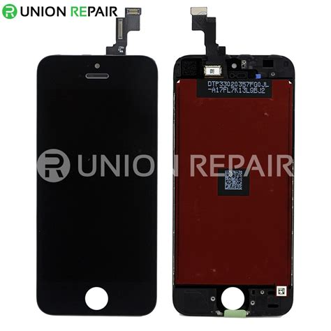replacement  iphone  lcd  digitizer assembly black