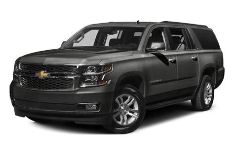 2016 Chevrolet Tahoe Vs. 2016 Chevrolet Suburban