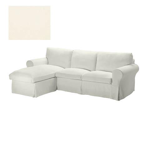 ik a chaise ikea ektorp loveseat sofa w chaise slipcover 3 seat
