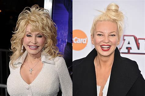 Sia And Dolly Parton Team Up On 'here I Am' (listen