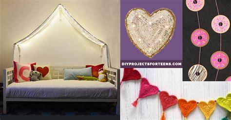 insanely cute teen bedroom ideas  diy decor crafts