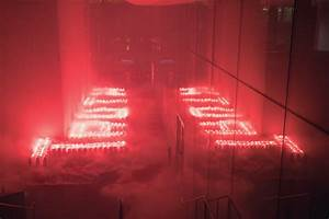 Purple Lights In Chicago Selected Work Judy Chicago