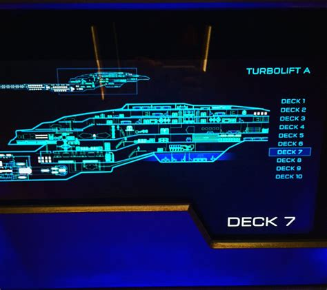 Watch Video Tour Of The 'Star Trek: Discovery' Bridge ...