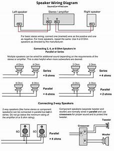 Bookshelf Speaker Wiring Diagram
