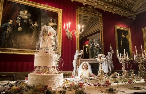 chatsworth house launches dickens themed christmas display