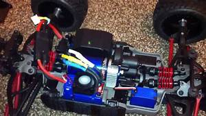 Traxxas 1  16 Mini Revo Vxl Esc Fan Mod