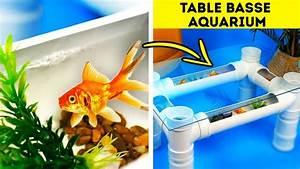 Decoration Pour Aquarium Fait Maison