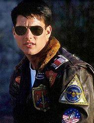Tom Cruise Top Gun Jacket