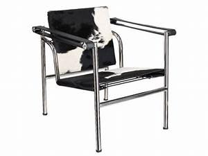 Le Corbusier Lc1 : chaise lc1 le corbusier pony noir ~ Sanjose-hotels-ca.com Haus und Dekorationen