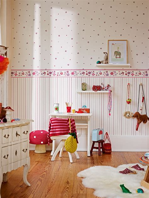 Kinderzimmer Tapeten Ideen by Kinderzimmer Tapete Ideen