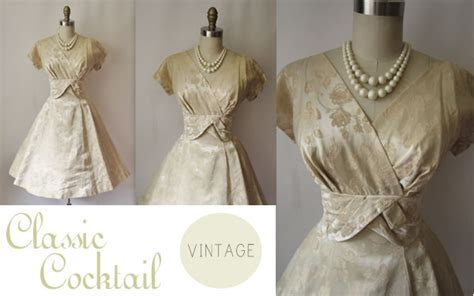 My Top Vintage Wedding Dresses From Etsy