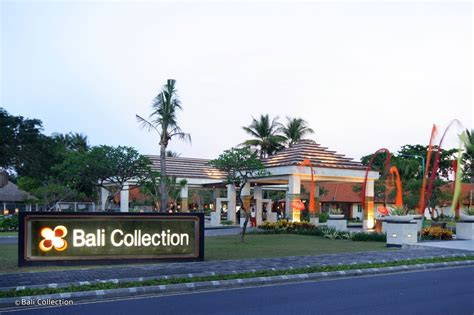 bali collection nusa dua shopping