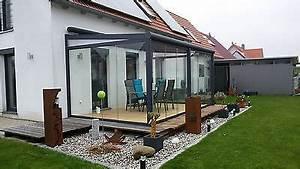 neu ganz glas schiebetur esg sliding doors fur With französischer balkon mit sonnenschirm 2m x 3m