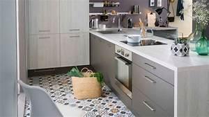 Cuisine Non équipée : cuisine quip e moderne nos mod les pr f r s c t maison ~ Melissatoandfro.com Idées de Décoration