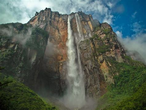 Top Most Beautiful Waterfalls The World Everythingg