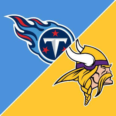 titans  vikings team statistics august   espn