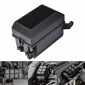 Audi A4 Engine Bay Fuse Box : mictuning 12 slot relay box 6 relays 6 atc ato fuses ~ A.2002-acura-tl-radio.info Haus und Dekorationen