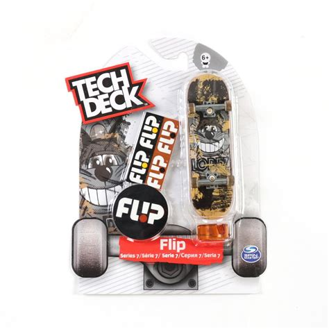 Buy Tech Deck Flip Series 7 At The Longboard Shop In The
