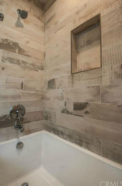 17 best ideas about wood tile shower on rustic