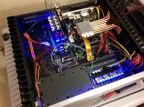 Htpc Minimserver Build Hdplex Linear Power