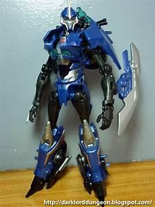 Dark Lord Dungeon: Transformers Prime: Arcee
