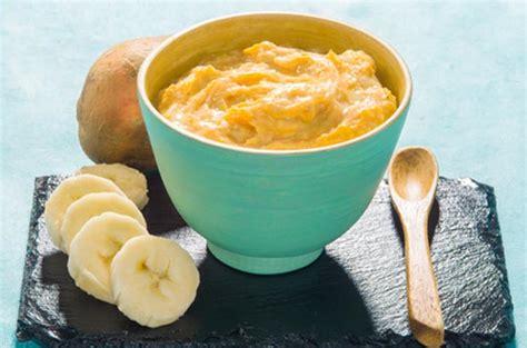 cuisine banane plantain purée créole à la banane plantain cuisine de bébé