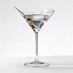 Martini Glas Xxl : riedel vinum xl martini glass wine enthusiast ~ Yasmunasinghe.com Haus und Dekorationen