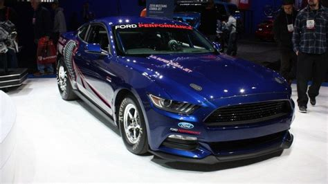 2018 Ford Mustang Cobra Jet Review