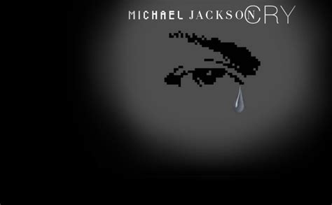 "Michael Jackson's ""Cry"" from the album Invincible was ..."
