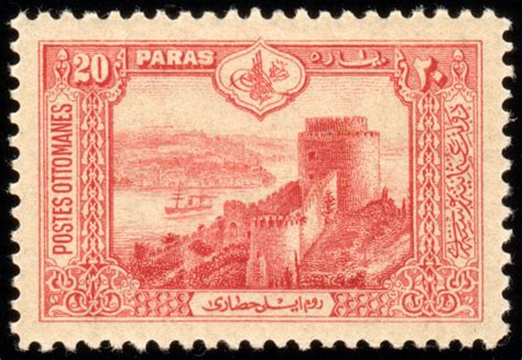 Postes Ottomanes by Ottoman Sts 1914 Issues Ottoman Sts Turkish
