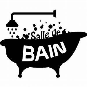 Stickers Porte Salle De Bain : sticker design salle de bain stickers salle de bain et ~ Dailycaller-alerts.com Idées de Décoration