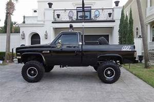 1985 Gmc Sierra Classic  350 V8  4x4  Ice Cold Ac  35 U0026quot  Tires  6 Inch Lift  For Sale  Photos
