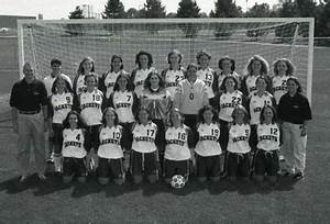 """1998-1999 Women's Soccer Team"" by Cedarville College"