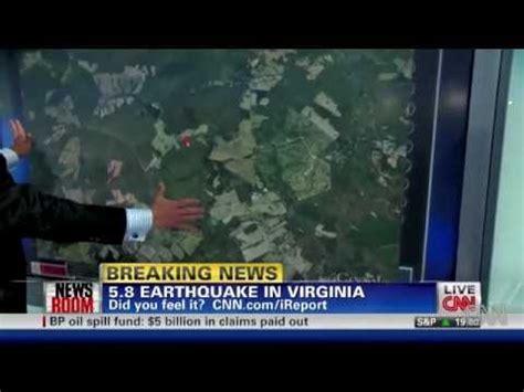 CNN Breaking News - 5.8M Earthquake coverage 08.23.11 ...