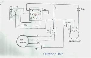Wiring Diagram Of Split Type Aircon