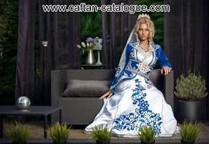Robe De Mariage Marocaine : plateforme de caftan et robes orientales noisy le grand le caftan ~ Preciouscoupons.com Idées de Décoration