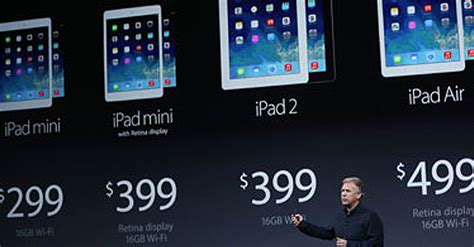 ipad air ipad mini  india official prices  launch