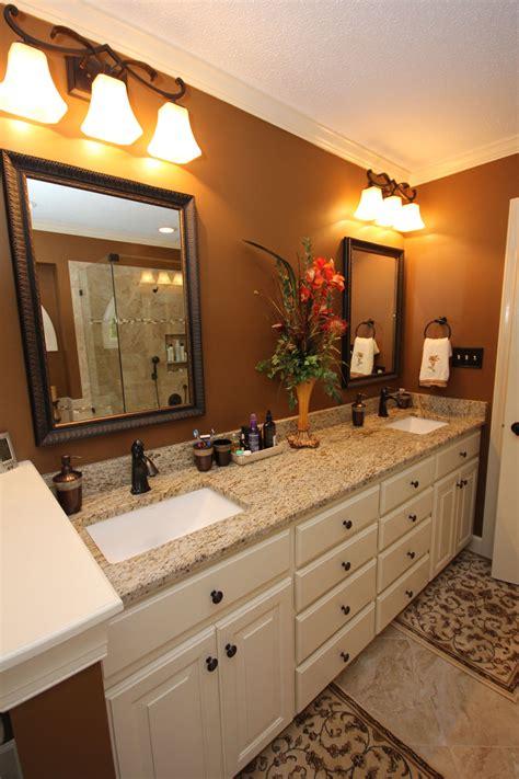 raleigh custom bathroom vanity  bath remodeling