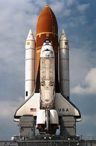 First Space Shuttle Columbia
