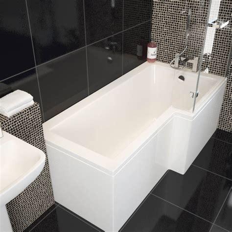 Whirlpool Shower Bath by Laguna L Shaped Whirlpool Shower Bath Right Handed Buy