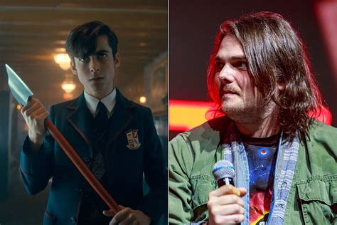 New Gerard Way Song Featured in 'Umbrella Academy' Trailer ...