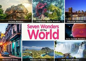 ᗚGlorious Facts About Seven • Wonders Wonders Of The World ...