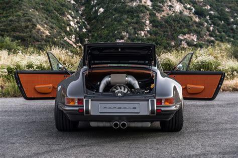 Porsche 911 Restored by Restored Porsche 911 Targa By Singer Design
