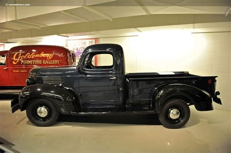 Auction Results And Data For 1940 Dodge Pickup