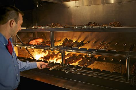 brazilian steakhouse fogo de chao set  open  soma
