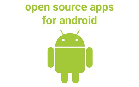 Best Open Source Apps Best Open Source Apps 5 Best Open Source Apps For Android