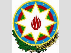 National Emblem of Azerbaijan Azerbaijan Map