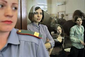 Most Russians Agree With The Pussy Riot Trial Voices