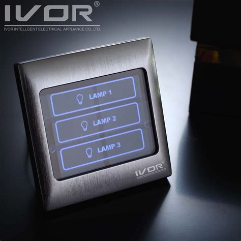 touch screen light switch wall switch sk t2000l3 buy