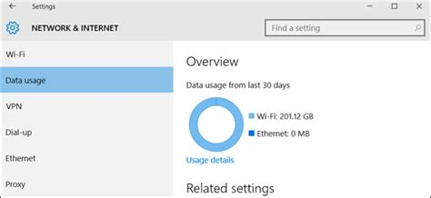 how to check how much data used on iphone how to stop windows 10 from using so much data